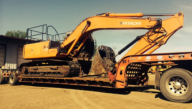Briggs Equipment Ltd. - Excavators