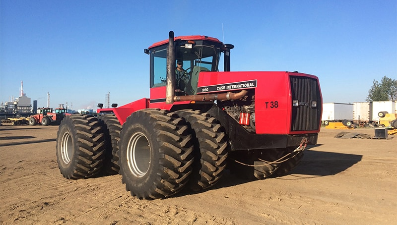 Briggs Equipment Ltd. - Tractors