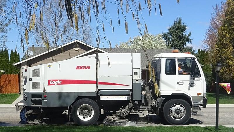 Briggs Equipment Ltd. - Sweepers