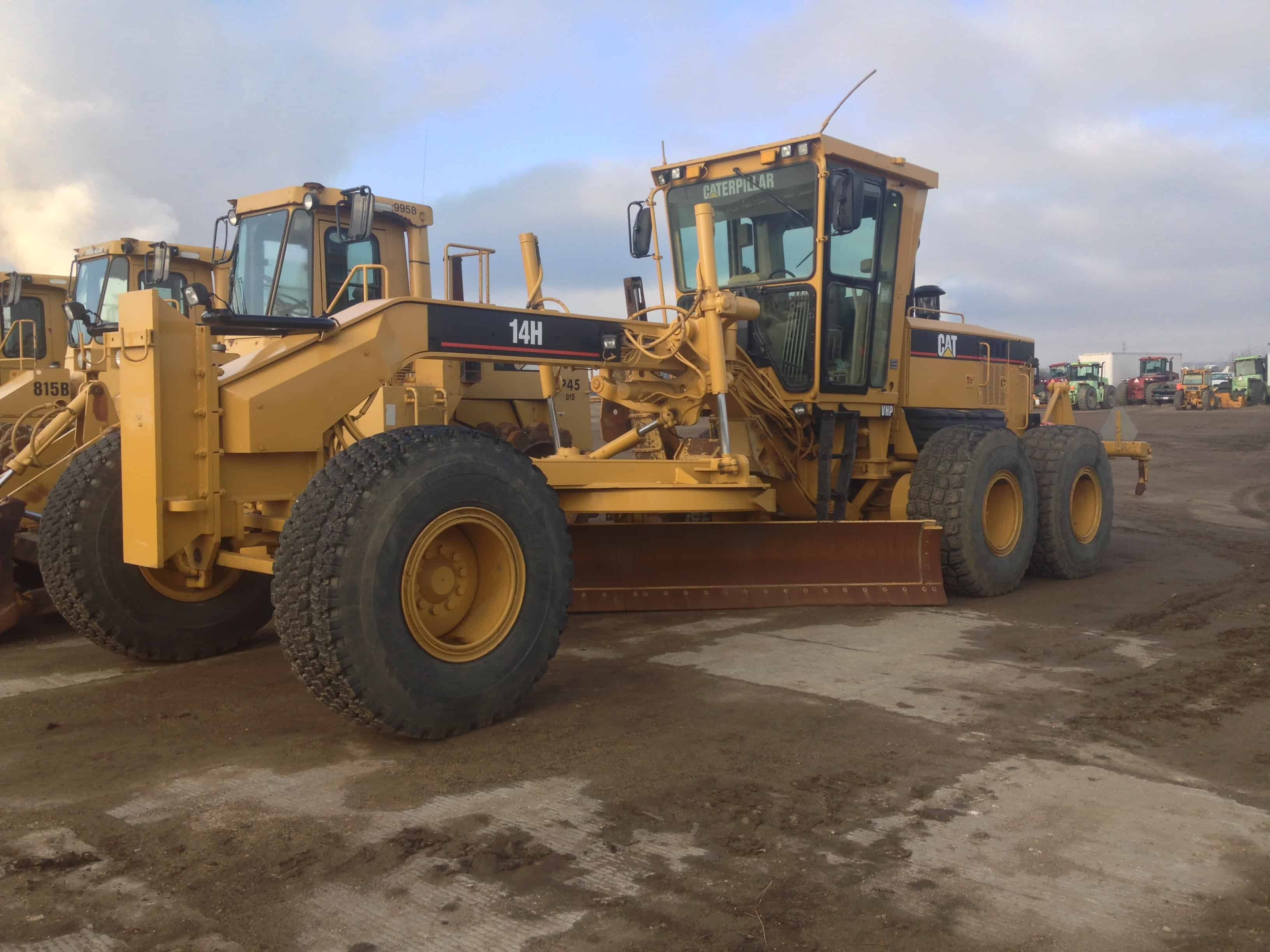 Motor Grader Rentals Edmonton Ab Briggs Equipment Ltd