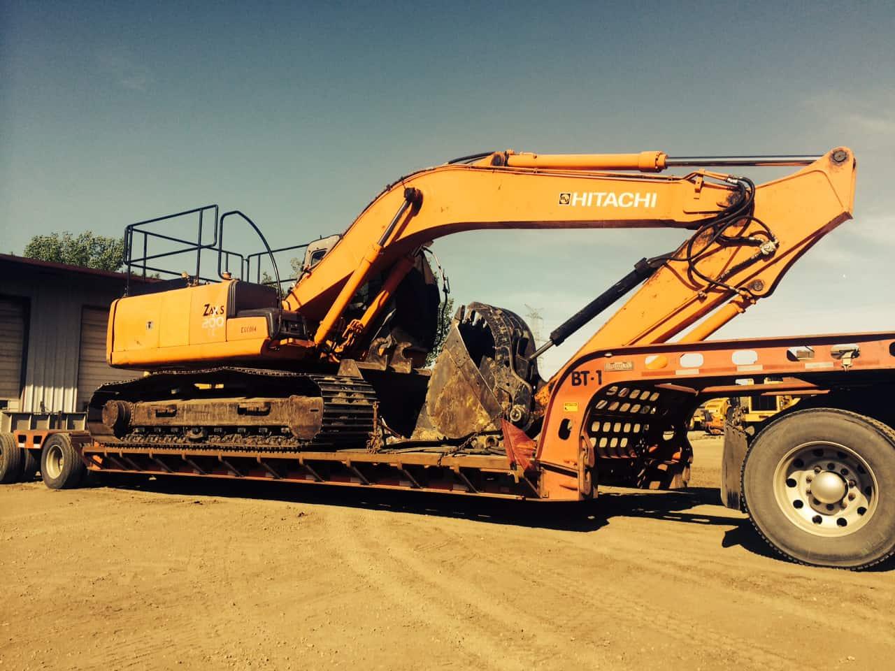 Briggs Equipment Ltd. - Excavators